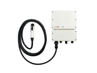 SolarEdge onduleur EV Charger